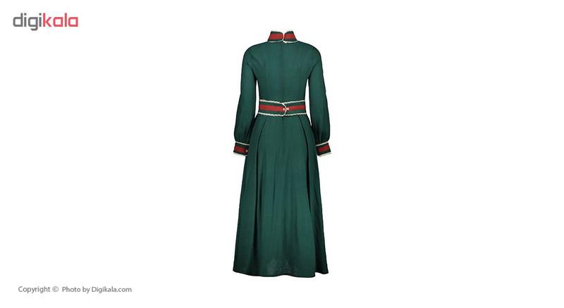 پیراهن زنانه عاطفه نادری طرح ویژه شب عید 1061133-4373