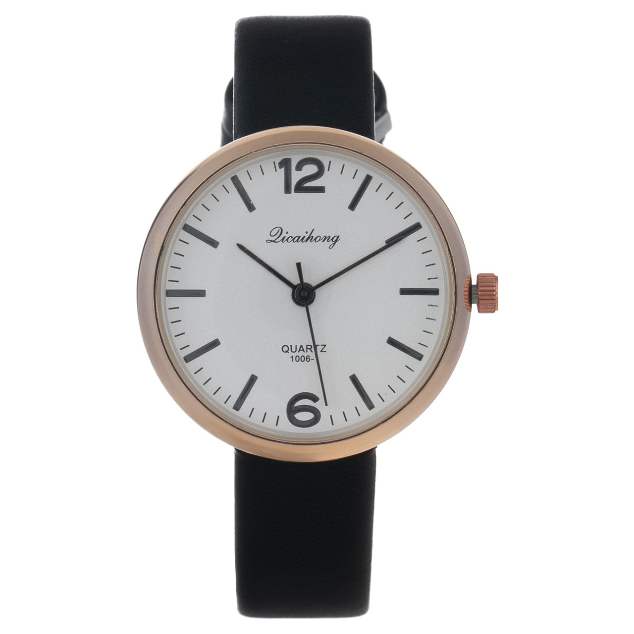 ساعت مچی عقربه ای زنانه دیکایهونگ مدل DW1 کد 1006