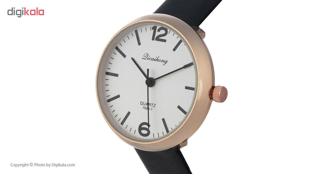 ساعت مچی عقربه ای زنانه دیکایهونگ مدل DW1 کد 1006              ارزان