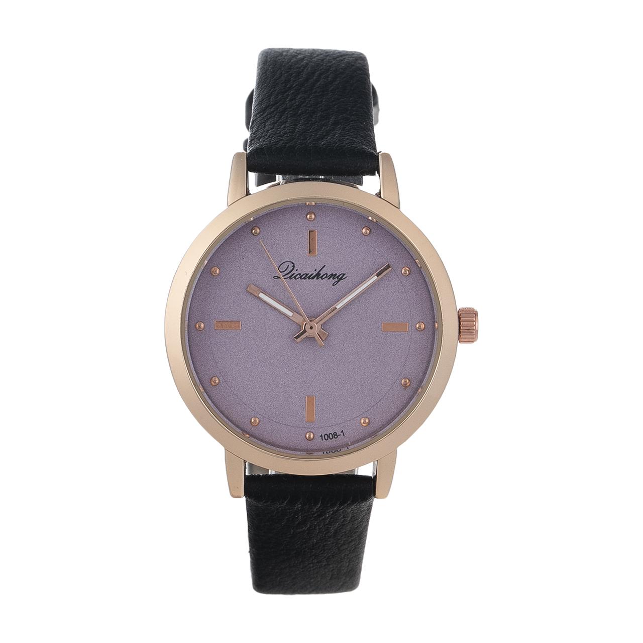 خرید ساعت مچی عقربه ای زنانه دیکایهونگ مدل DW4  کد 1206