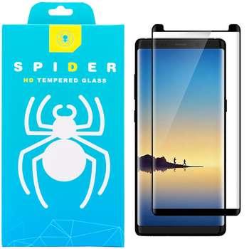 محافظ صفحه نمایش 3D اسپایدر مدل SH23 مناسب برای گوشی موبایل سامسونگ Galaxy Note 8