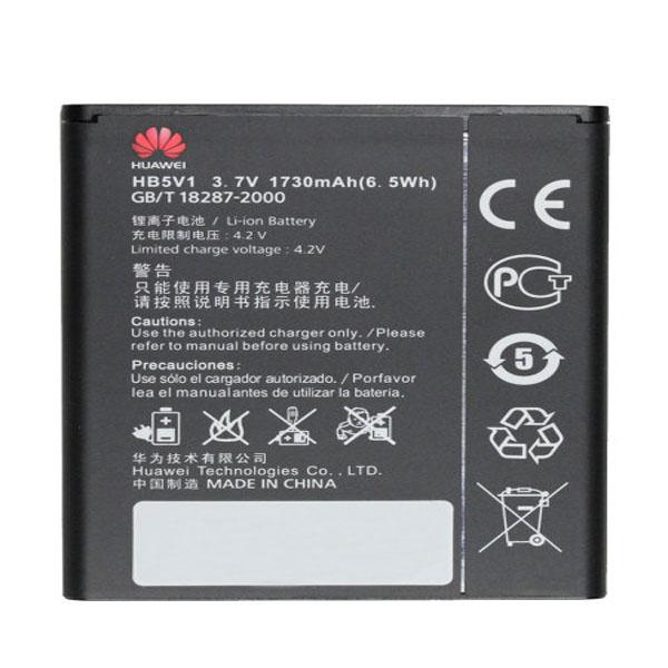 باتری مدل hb5v1 ظرفیت 1730 میلی امپر ساعت مناسب برای گوشی موبایل هوآوی  Y300