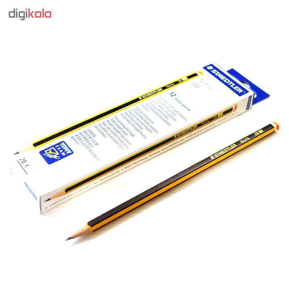 مداد مشکی استدلر مدل نوریس کد 120 main 1 1