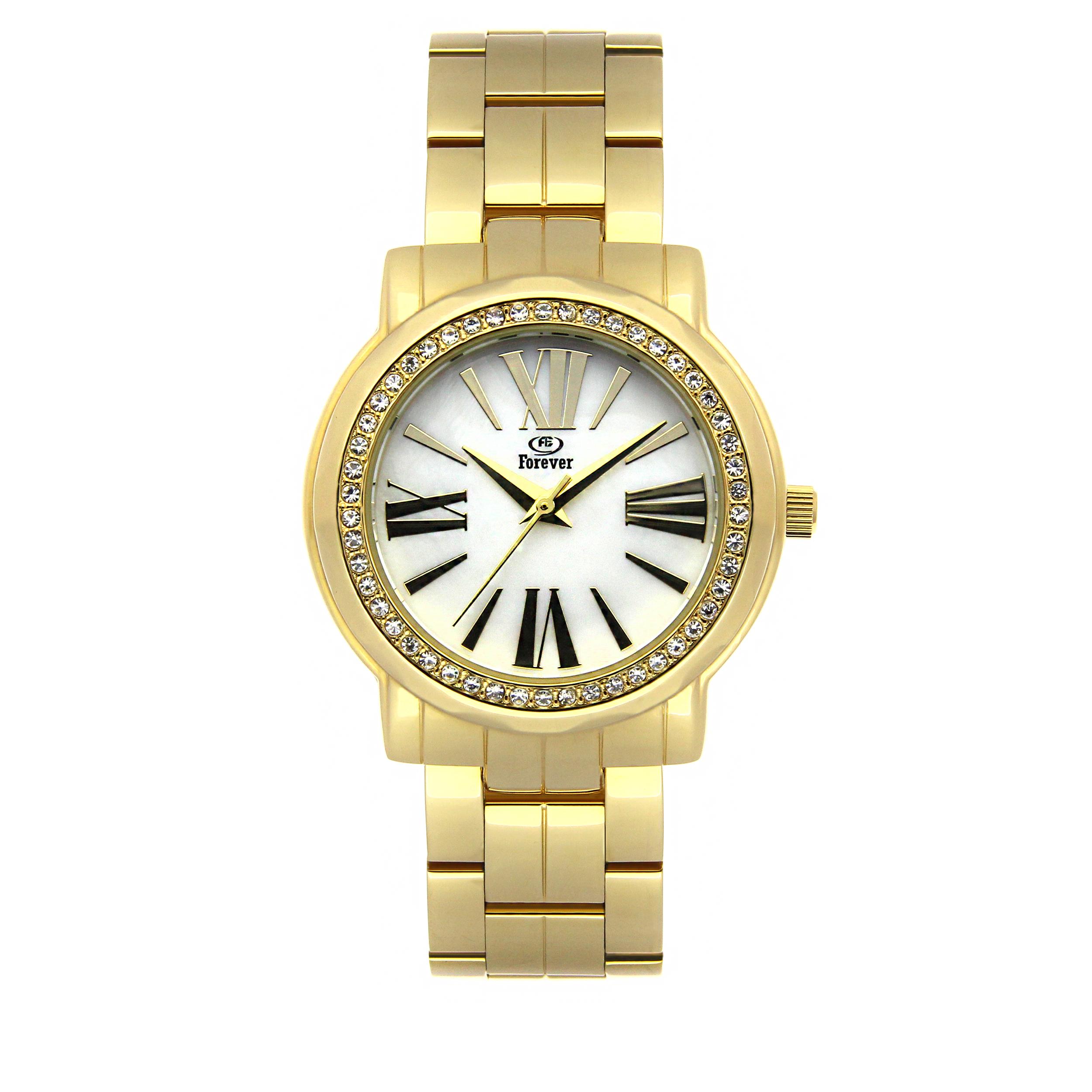 ساعت مچی عقربه ای زنانه فوراور مدل SN-S02935S-01