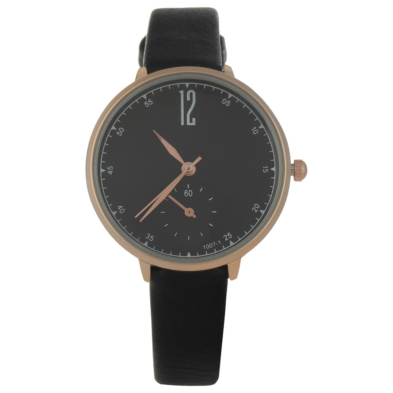 خرید ساعت مچی عقربه ای زنانه دیکایهونگ کد 1007 مدل DW2