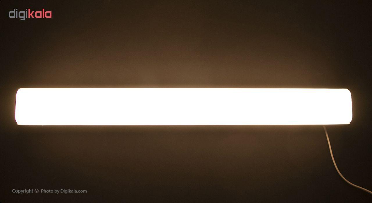 چراغ ال ای دی 40 وات بروکس مدل Linear main 1 6