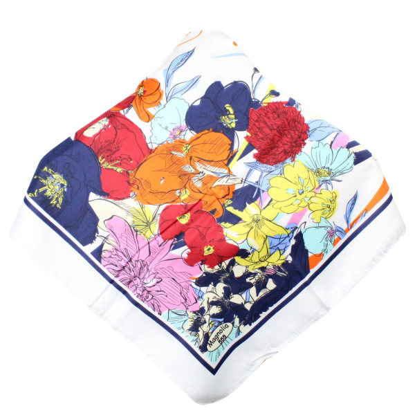 روسری دخترانه مگنولیا کد 10-555