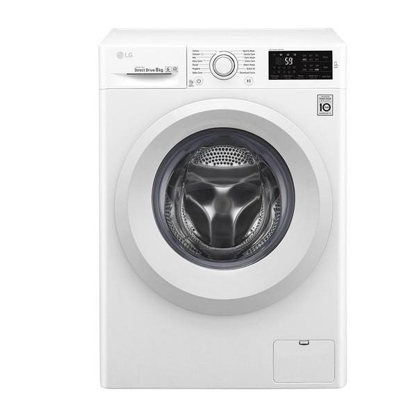 ماشین لباسشویی ال جی مدل WM-821N