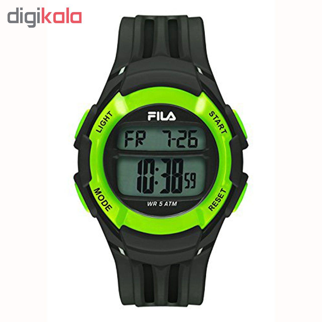 ساعت مچی دیجیتال مردانه فیلا مدل 38-048-104             قیمت