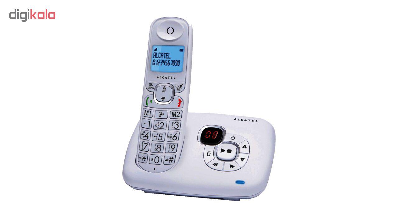قیمت                      تلفن بی سیم الکاتل مدل F375