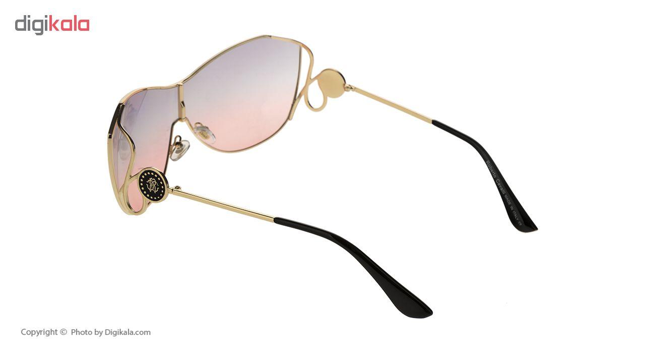 عینک آفتابی زنانه روبرتو کاوالی کد 15