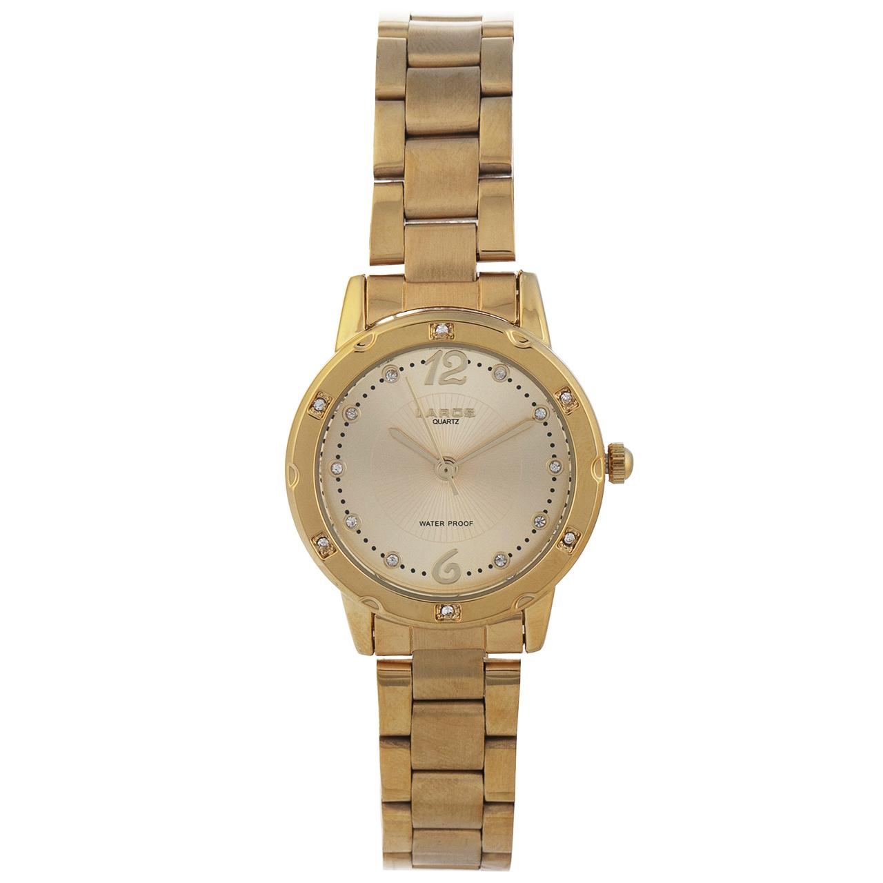 ساعت مچی عقربه ای زنانه لاروس مدل 041779806