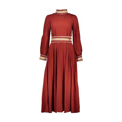 پیراهن زنانه عاطفه نادری طرح ویژه شب عید 1061133-7307