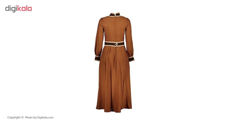 پیراهن زنانه عاطفه نادری طرح ویژه شب عید 1061133-3299