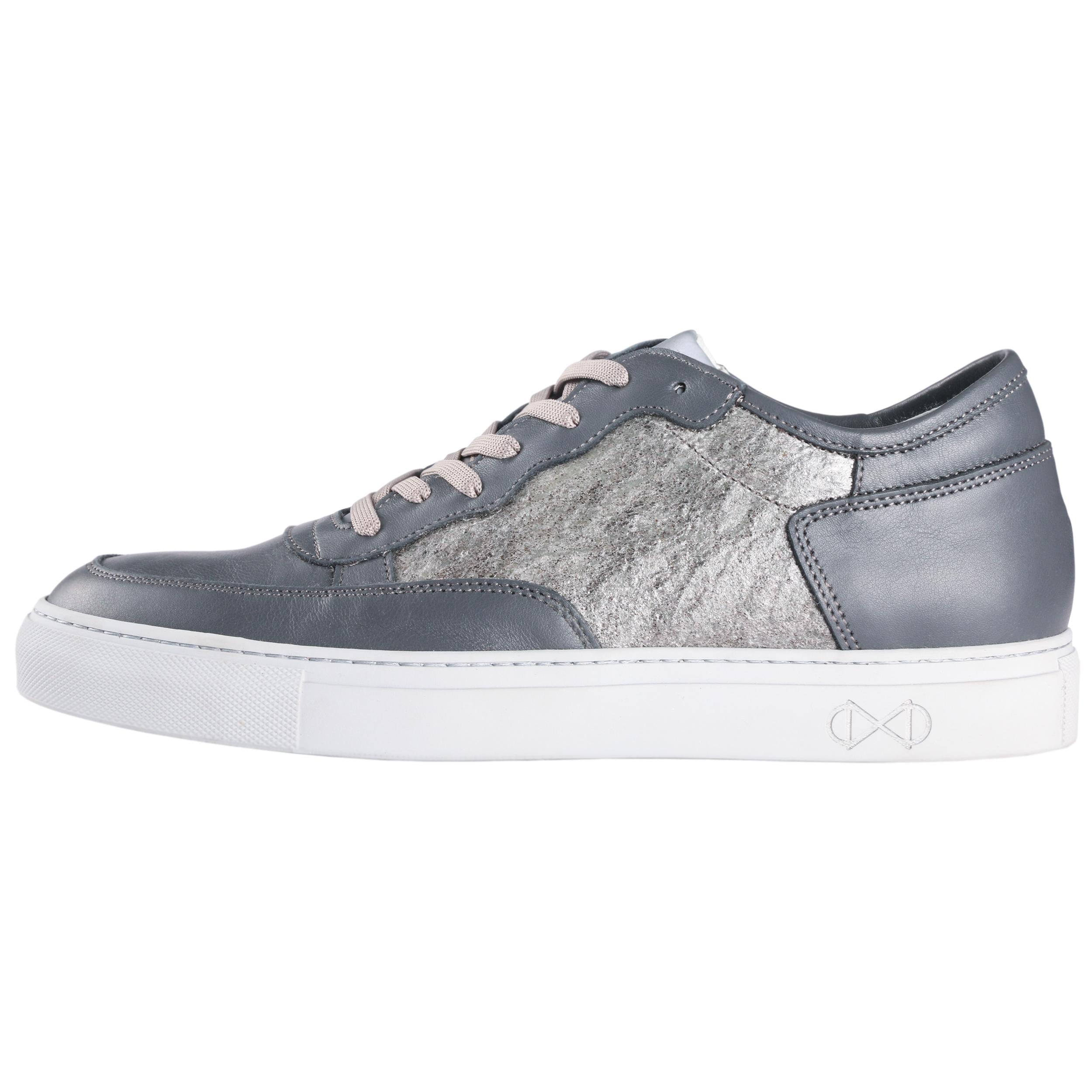 کفش مردانه راکسلین مدل Steel Grey