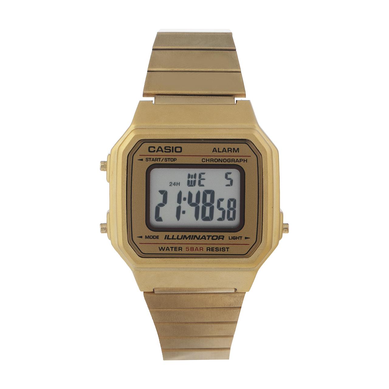 ساعت مچی دیجیتالی کاسیو مدل B650W-3454-2