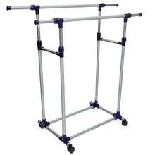 آویز لباس مدل double-pole