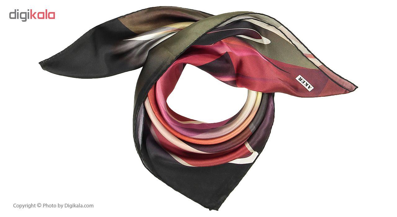 روسری زنانه آکر مدل 7704701-315