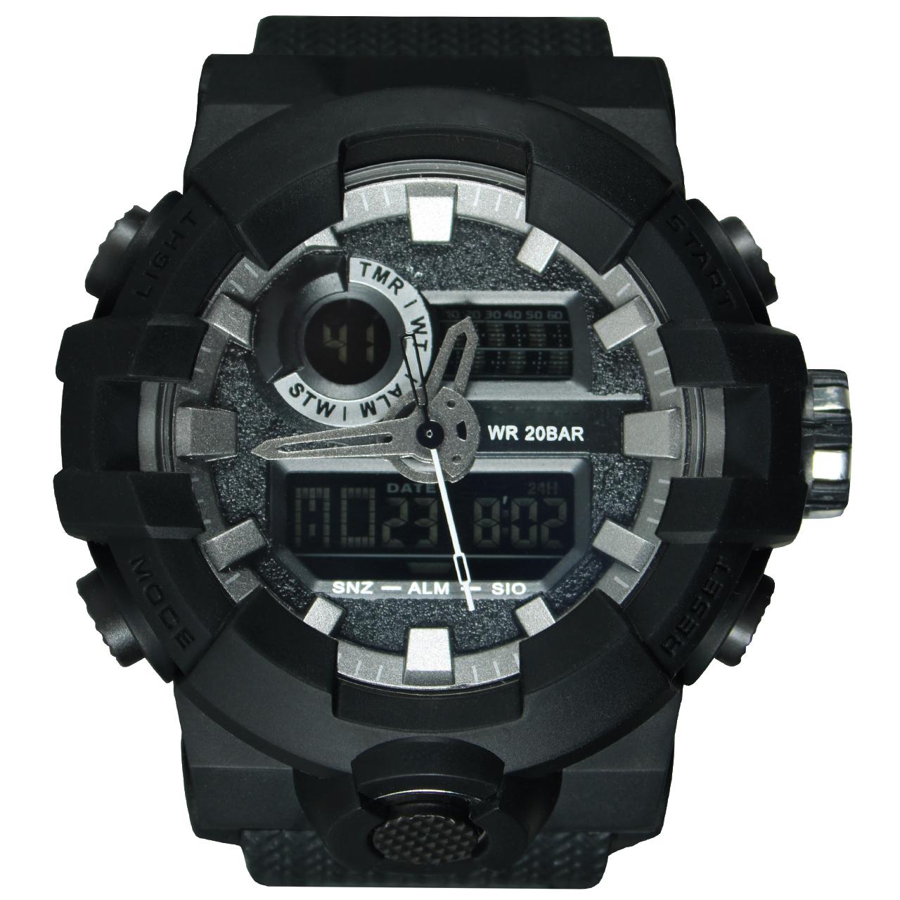 ساعت مچی عقربه ای مردانه مدل P4-24