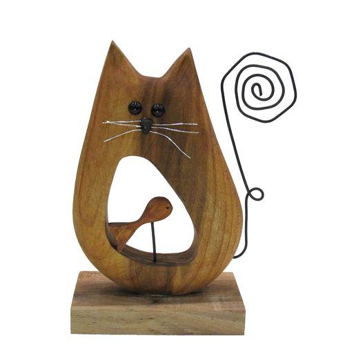 مجسمه طرح  گربه کد MJS002