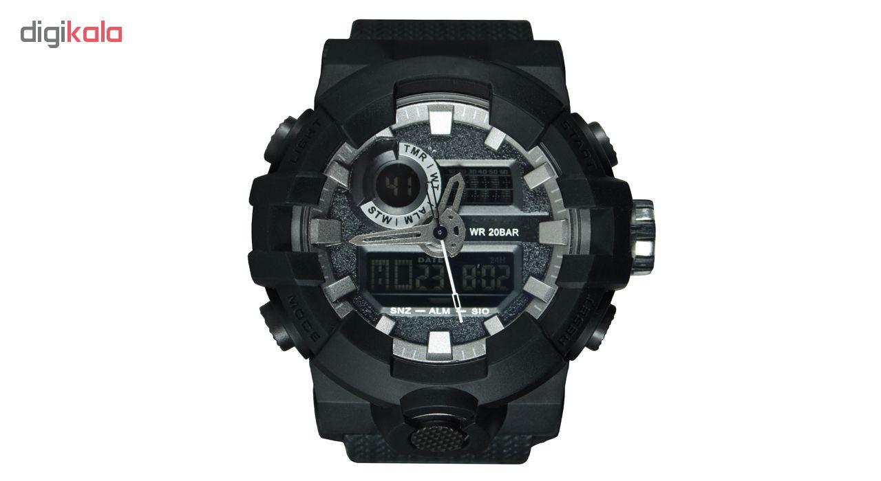 خرید ساعت مچی عقربه ای مردانه مدل P4-24