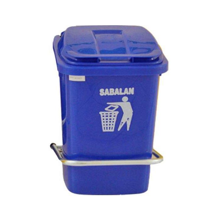 سطل زباله اداری سبلان کد 208/1 ظرفیت 40 لیتر
