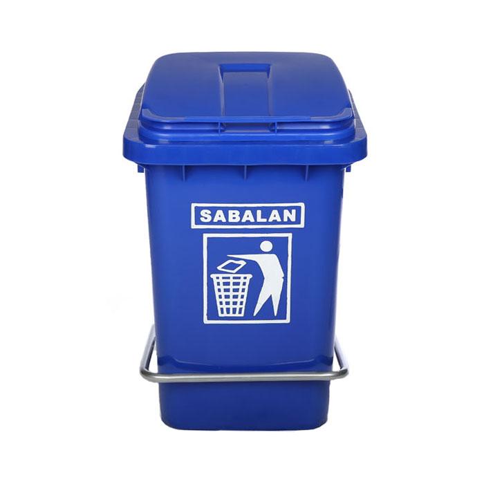 سطل زباله اداری سبلان کد 212/1 ظرفیت 60 لیتر