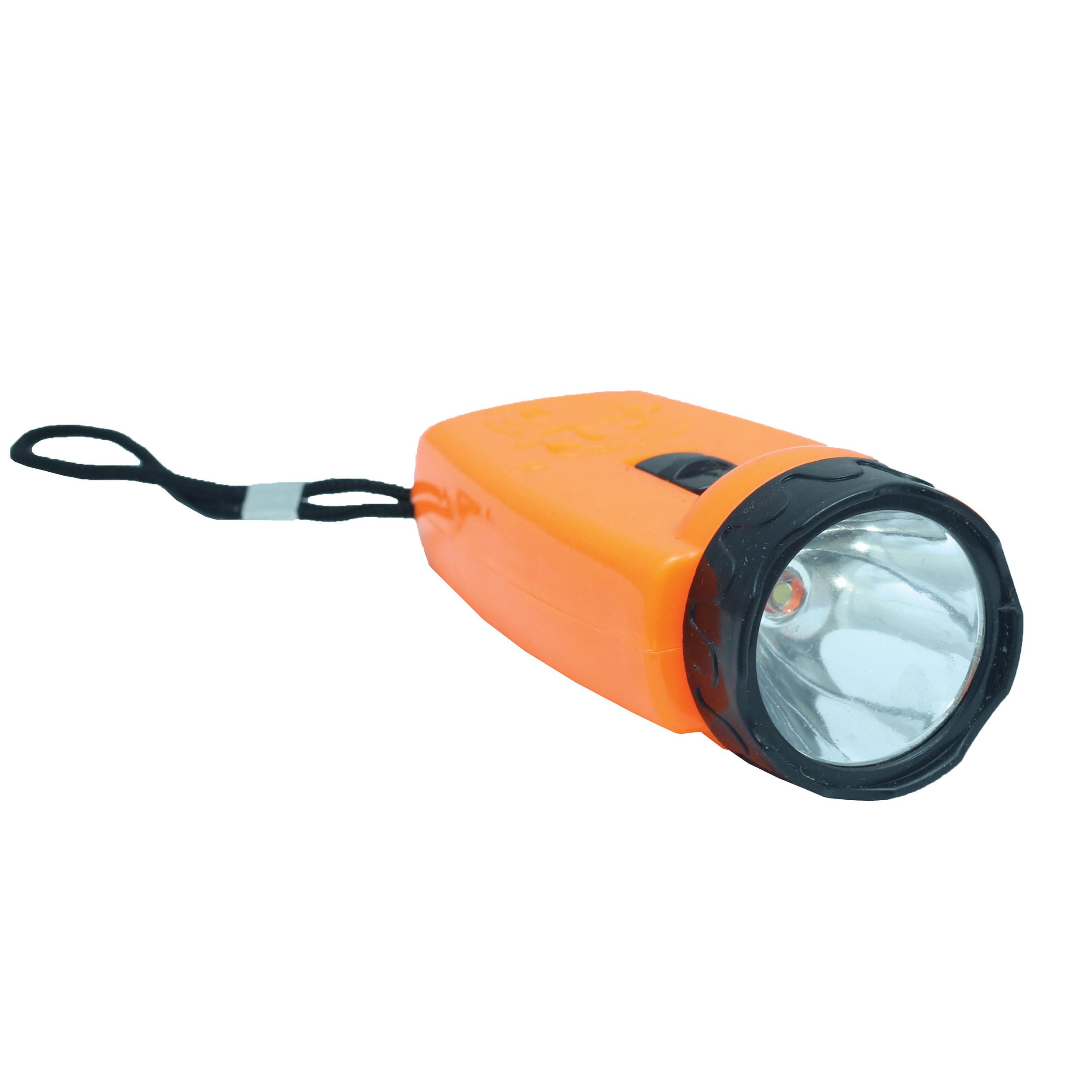چراغ قوه مدل PKJ-2588