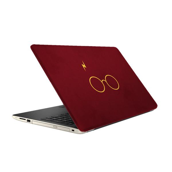 استیکر لپ تاپ طرح فیلم هری پاتر مدل  ML033 مناسب برای لپ تاپ 15.6 اینچ