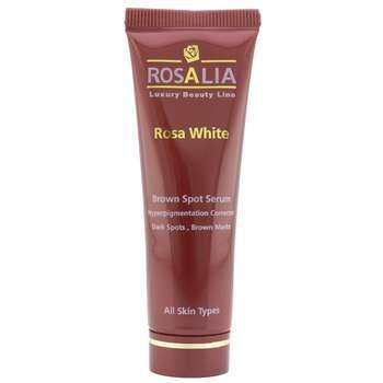 سرم پوست رزالیا مدل Rosa White حجم 30 میلی لیتر
