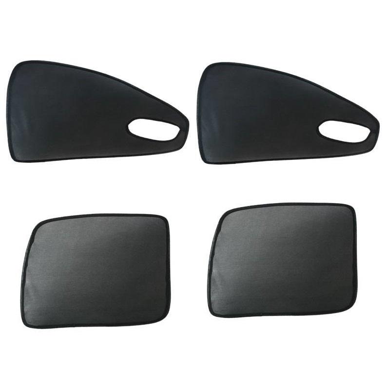 خرید آفتابگیر خودرو ادیبان مدل P2 مناسب برای پژو 206 و پژو 207 و رانا بسته 4 عددی