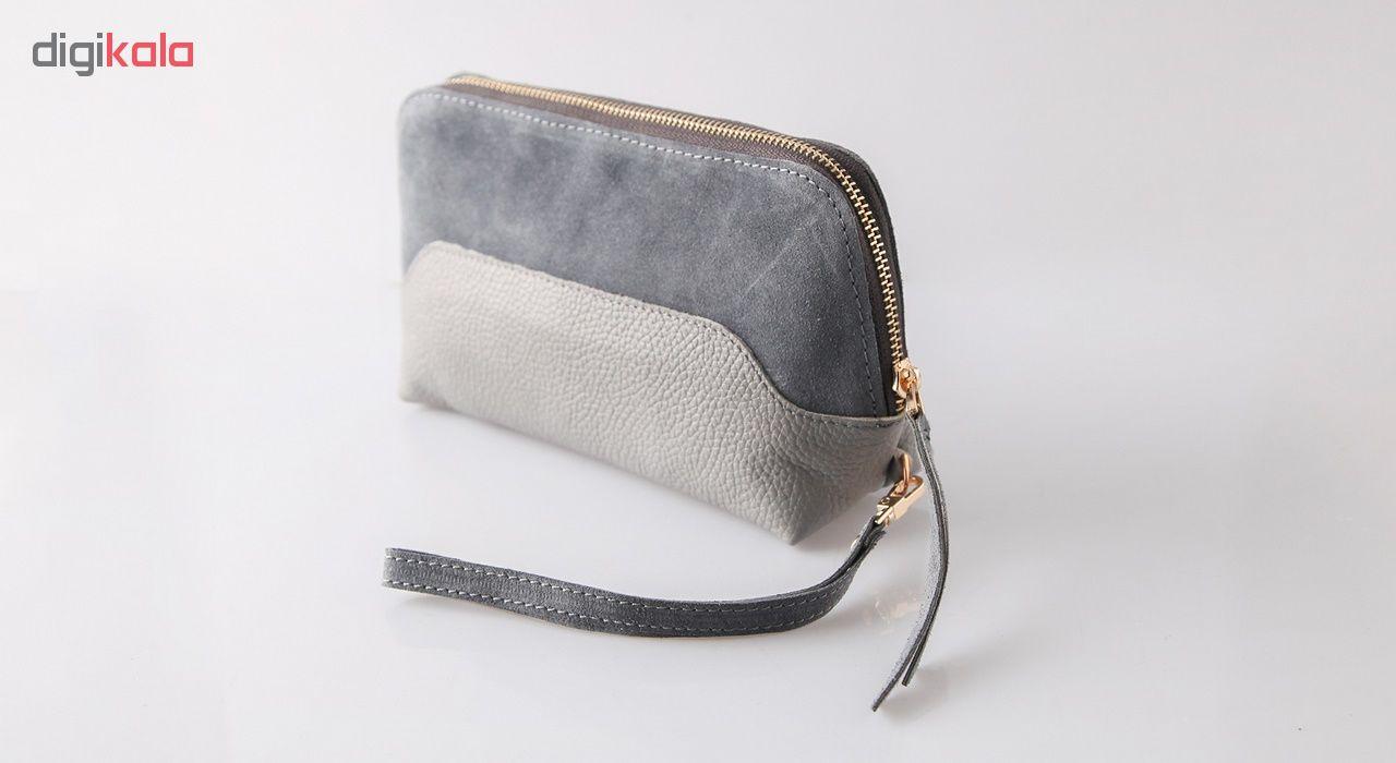 کیف دستی زنانه کفشدوزک کد 160093 سایز M
