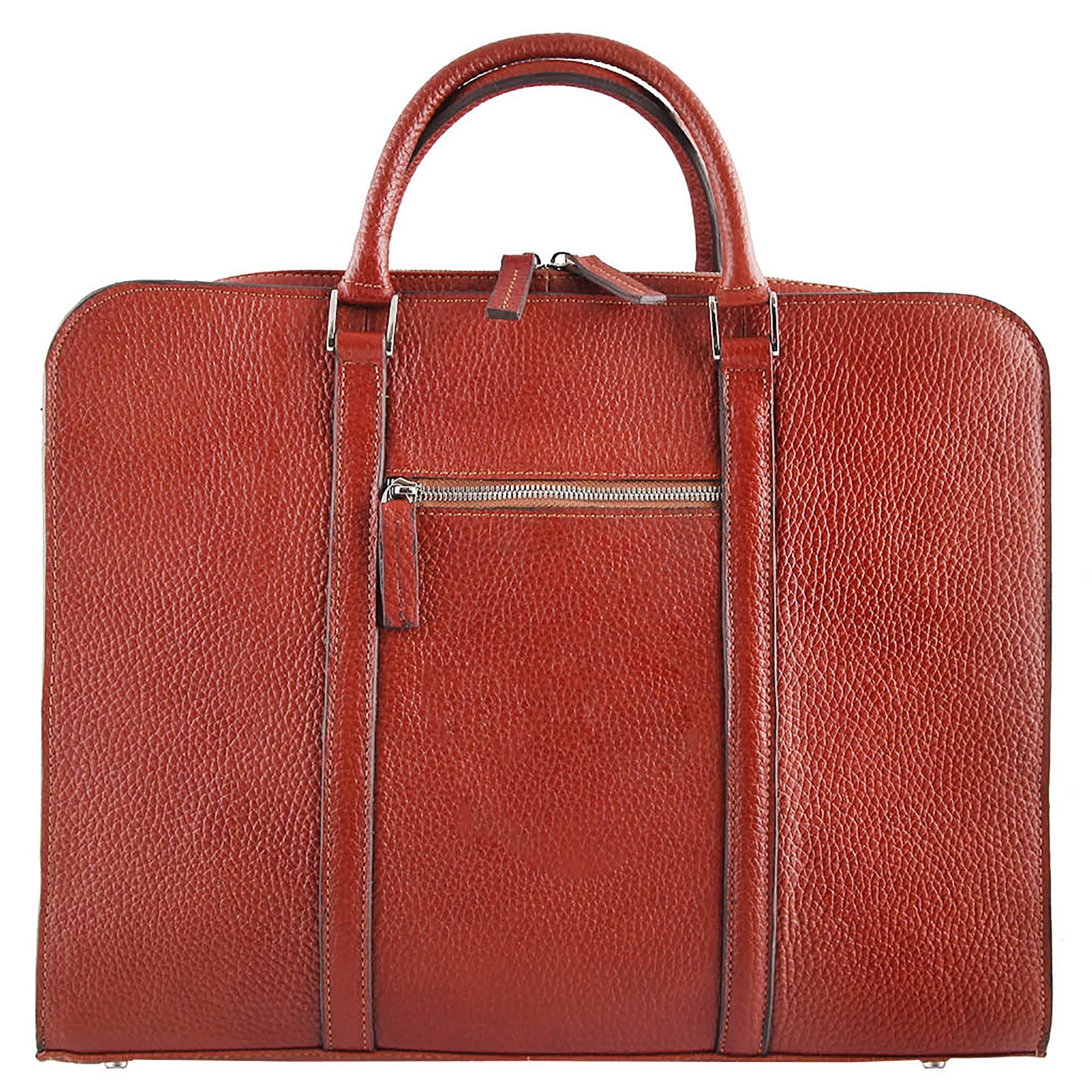 قیمت کیف دستی مردانه چرم گالری مثالین کد 24044