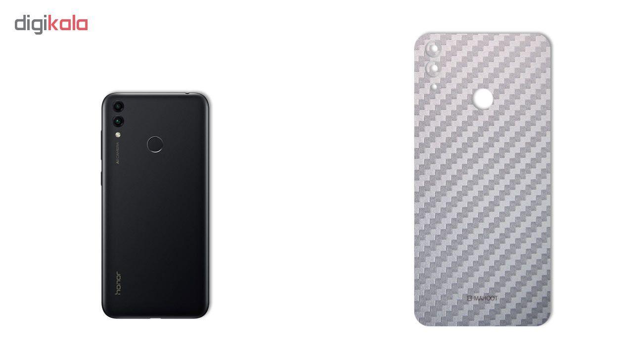 برچسب پوششی ماهوت طرح Carbon-Fiber مناسب برای گوشی موبایل هوآوی Honor 8C main 1 3