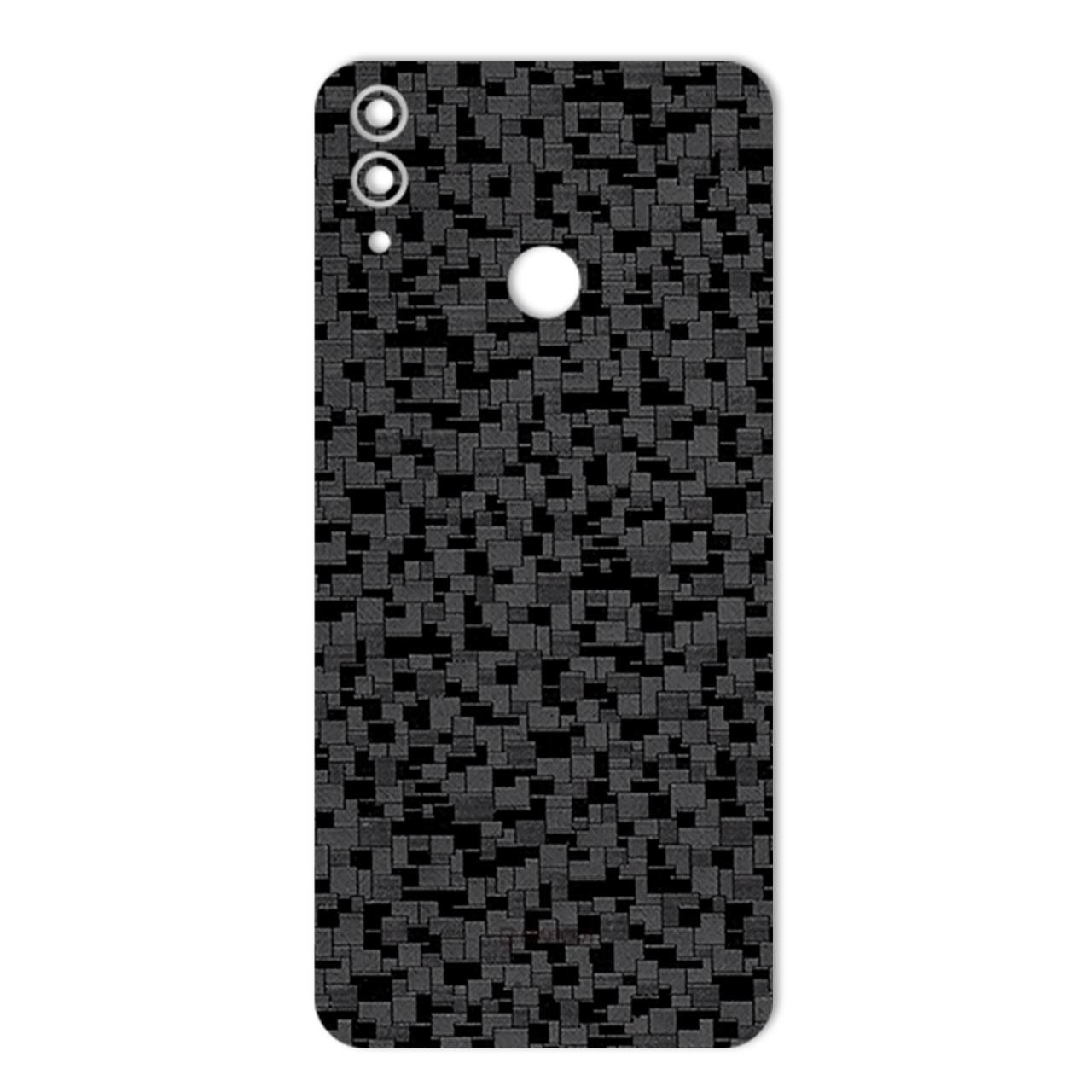برچسب پوششی ماهوت طرح Silicon-Texture مناسب برای گوشی موبایل هوآوی Honor 8C