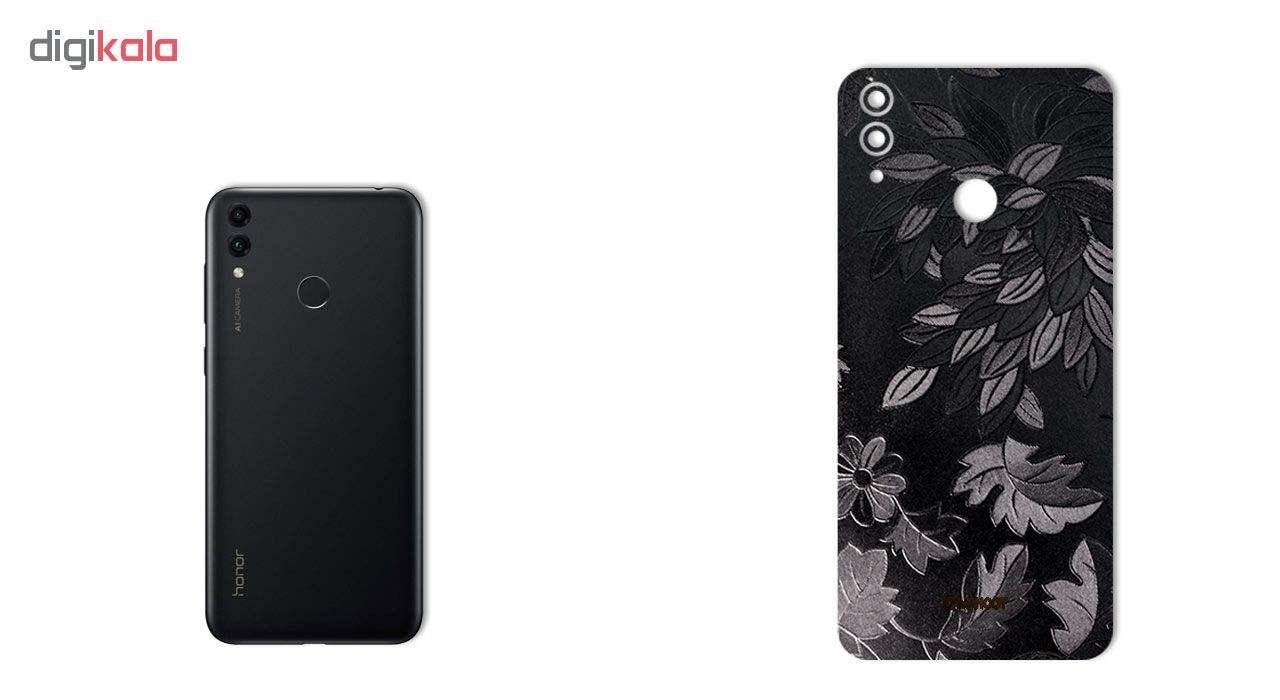 برچسب پوششی ماهوت طرح Wild-Flower مناسب برای گوشی موبایل هوآوی Honor 8C main 1 1