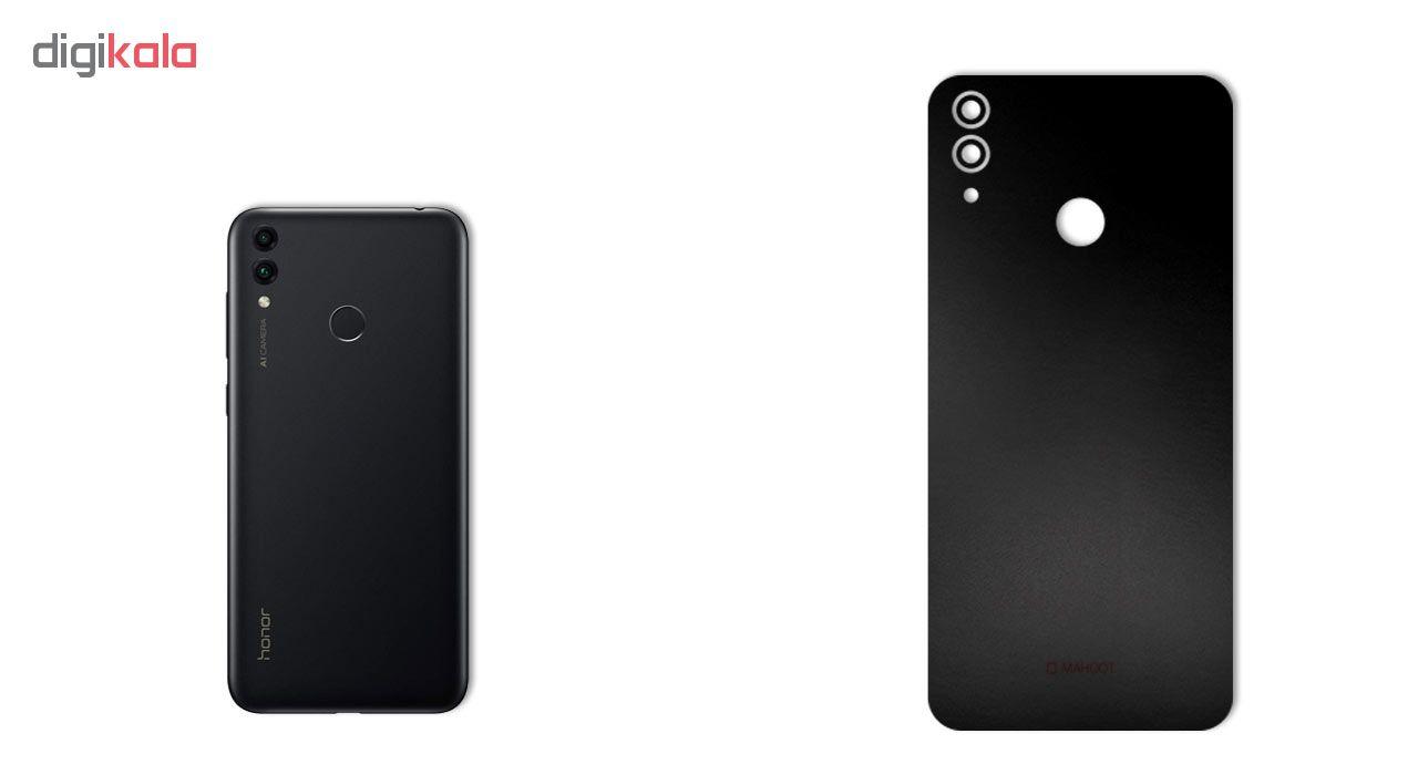 برچسب پوششی ماهوت طرح Black-Color-Shades مناسب برای گوشی موبایل هوآوی Honor 8C main 1 3
