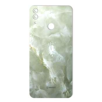 برچسب پوششی ماهوت طرح Marble-Light مناسب برای گوشی موبایل هوآوی Honor 8C