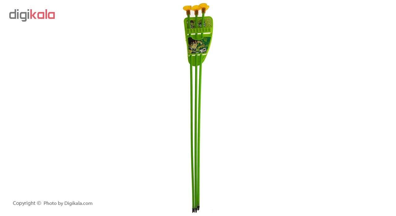 مجموعه تیر و کمان مدل Super Archer main 1 4