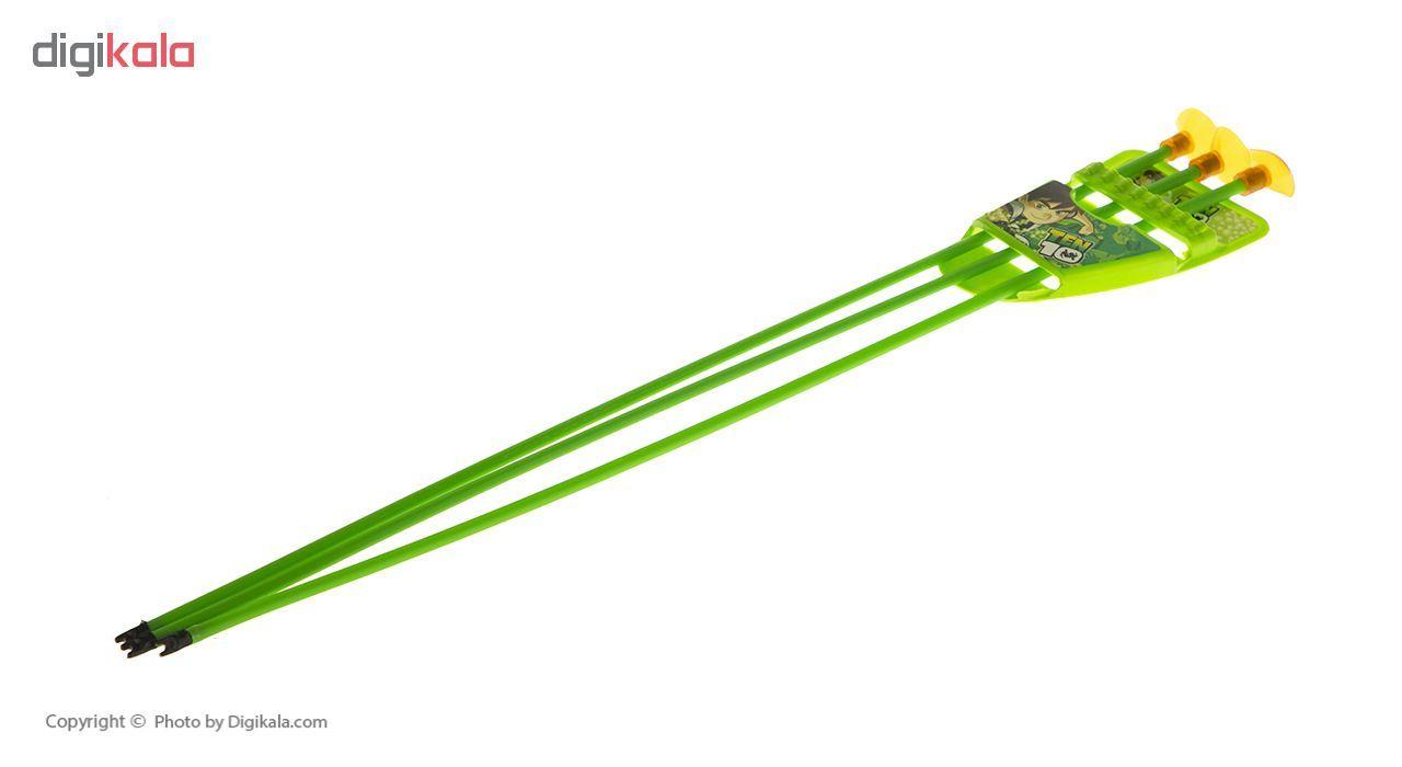 مجموعه تیر و کمان مدل Super Archer main 1 5