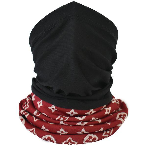 دستمال سر و گردن چابوک طرح VL مدل MY