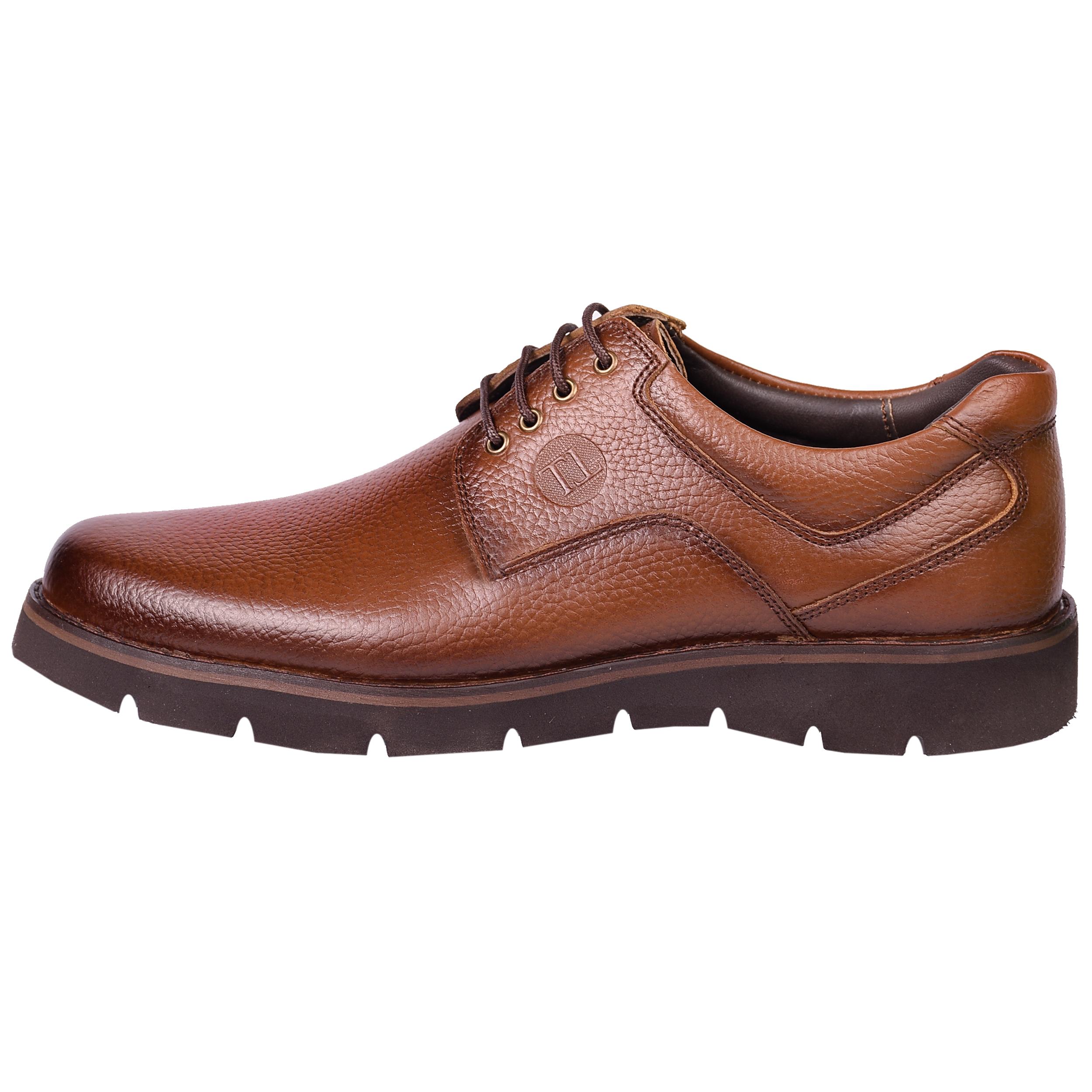 کفش مردانه طاها مدل 1027