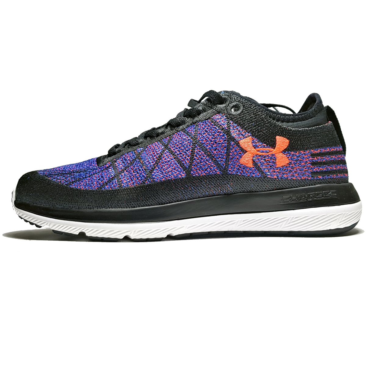 کفش مخصوص پیاده روی و ورزش آندرآرمور مدل Threadborne Fortis Blk/LPB/BLK