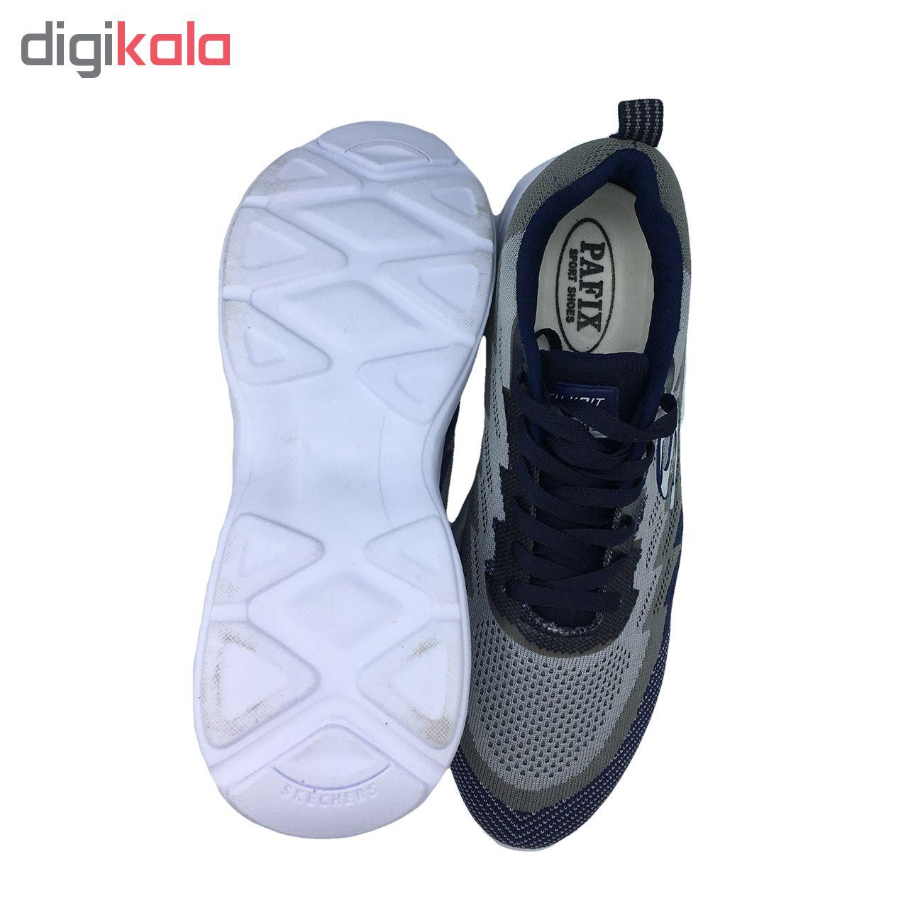 کفش مخصوص پیاده روی مردانه پافیکس مدل 056 کد 05