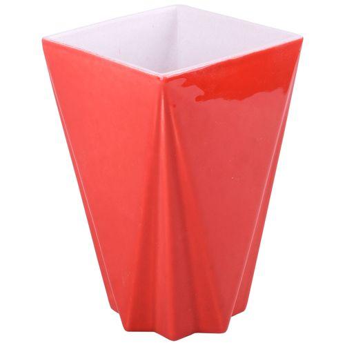 گلدان غریب طرح چهارضلعی کد 02-08 سایز بزرگ