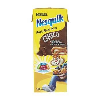 شیر کاکائو فرا دما و غنی شده نسکوئیک 190 میلی لیتر