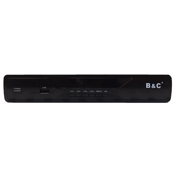 گیرنده تلویزیون دیجیتال مدل BC205
