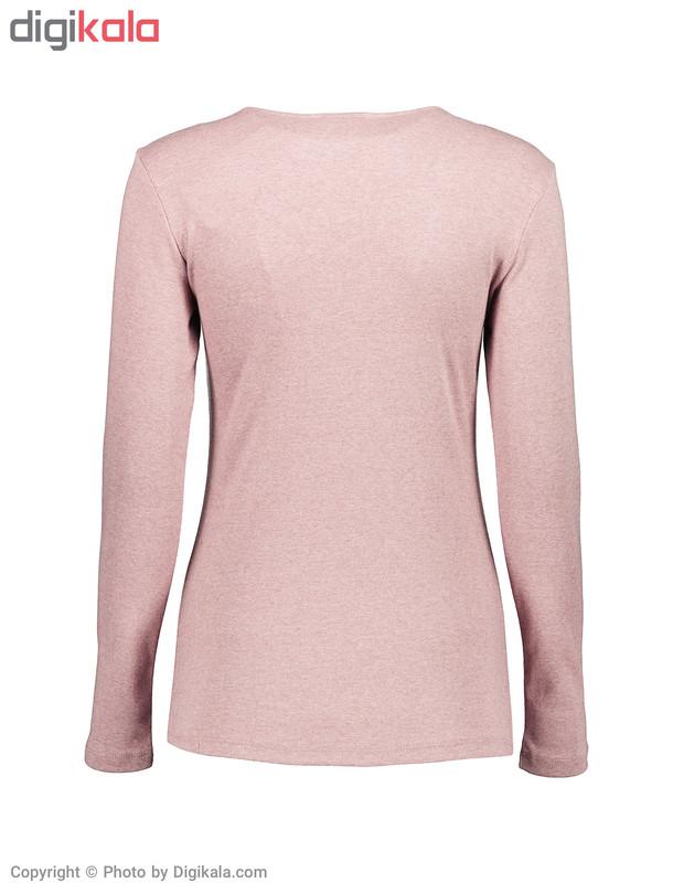تی شرت زنانه ال سی وایکیکی مدل 8WJ990AJ