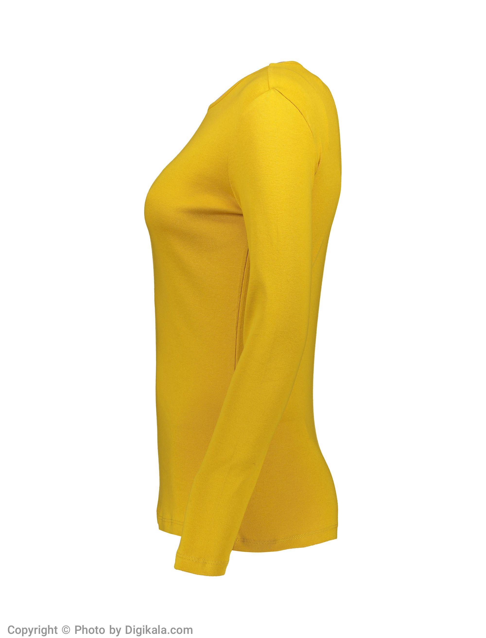 تی شرت زنانه ال سی وایکیکی مدل 8WJ990O8