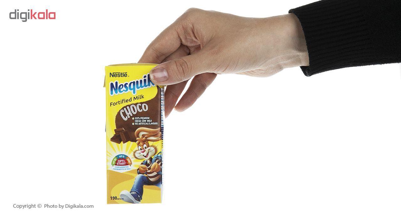 شیر کاکائو فرا دما و غنی شده نسکوئیک 190 میلی لیتر main 1 1